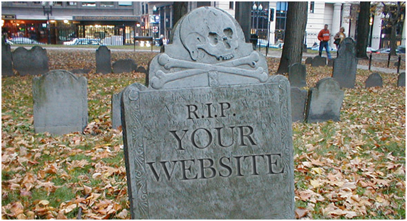 Don't land your Links on Dead Sites