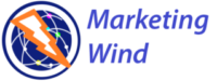 Marketing Wind Logo
